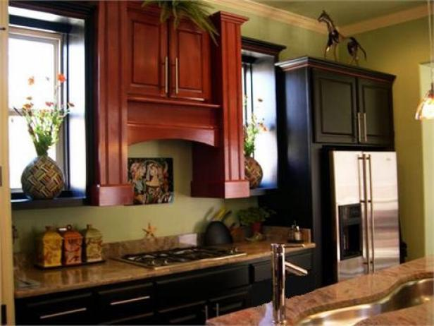 kitchen wall colors with black cabinets kitchen colors that work together hgtv 9617
