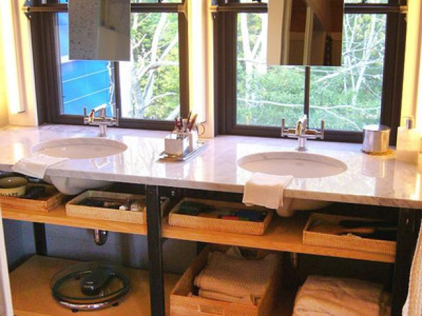 Bathroom Mirror Ideas And Designs Hgtv
