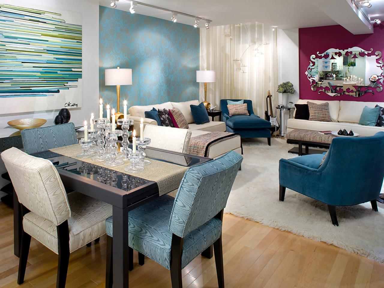 Decorate A Room: Design Tips From Candice Olson