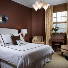 Brown Bedroom Photos | HGTV