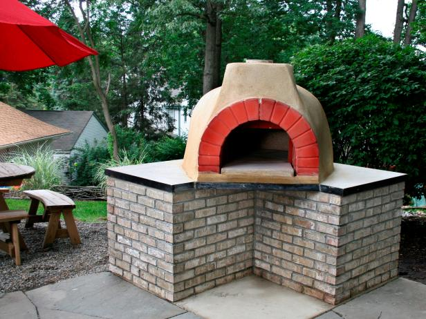 Awesome Pizza Oven Done