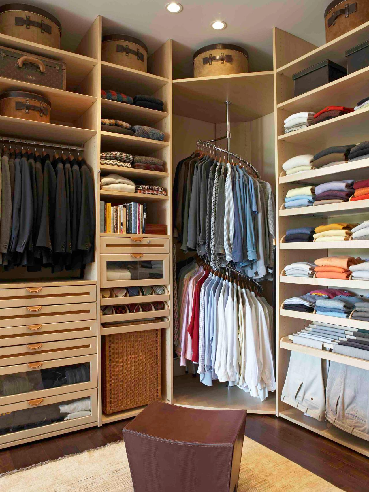 wire closet shelving and organization systems hgtv. Black Bedroom Furniture Sets. Home Design Ideas