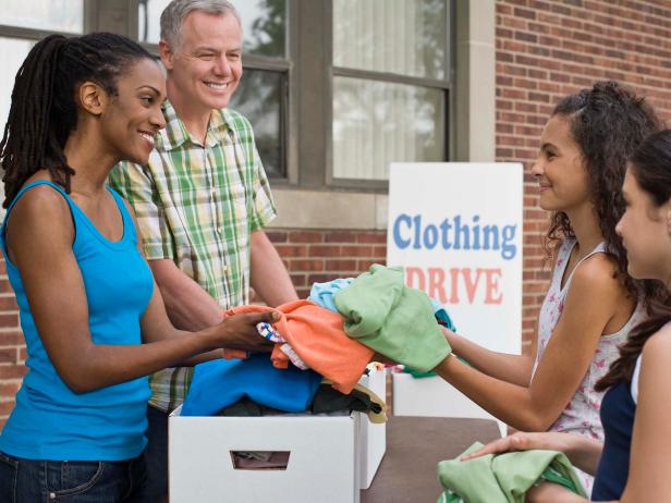 Holiday Clothing Drive