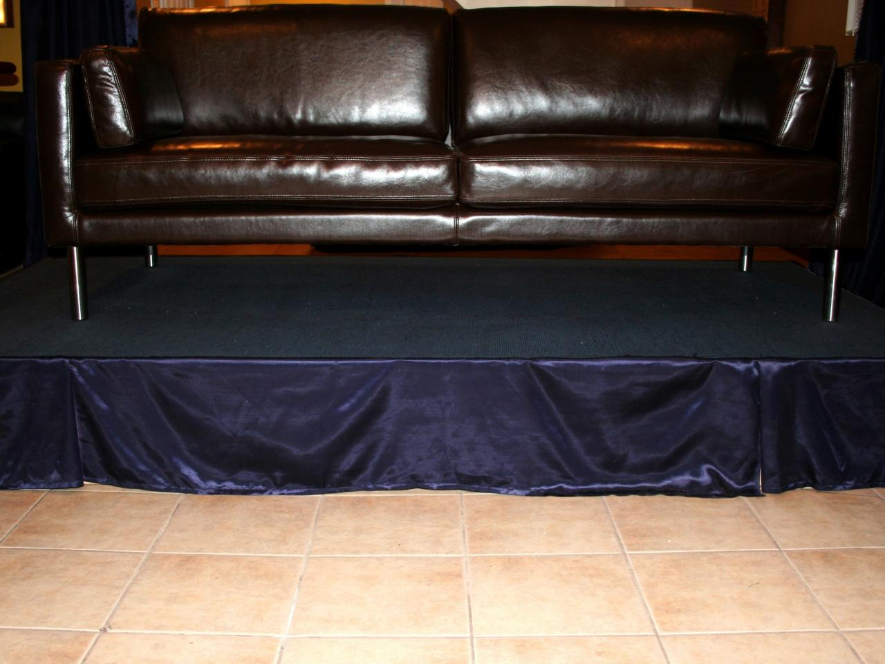 Home Theater Platform Seating