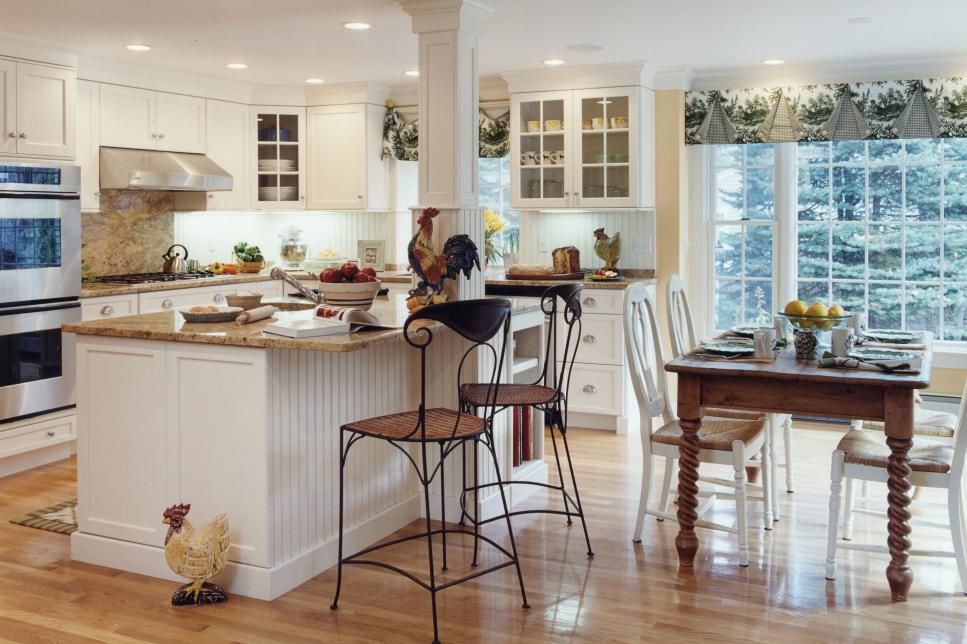 Timeless Style White Kitchens Hgtv
