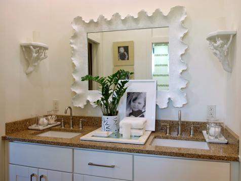 Child's Bathroom From HGTV Green Home 2009