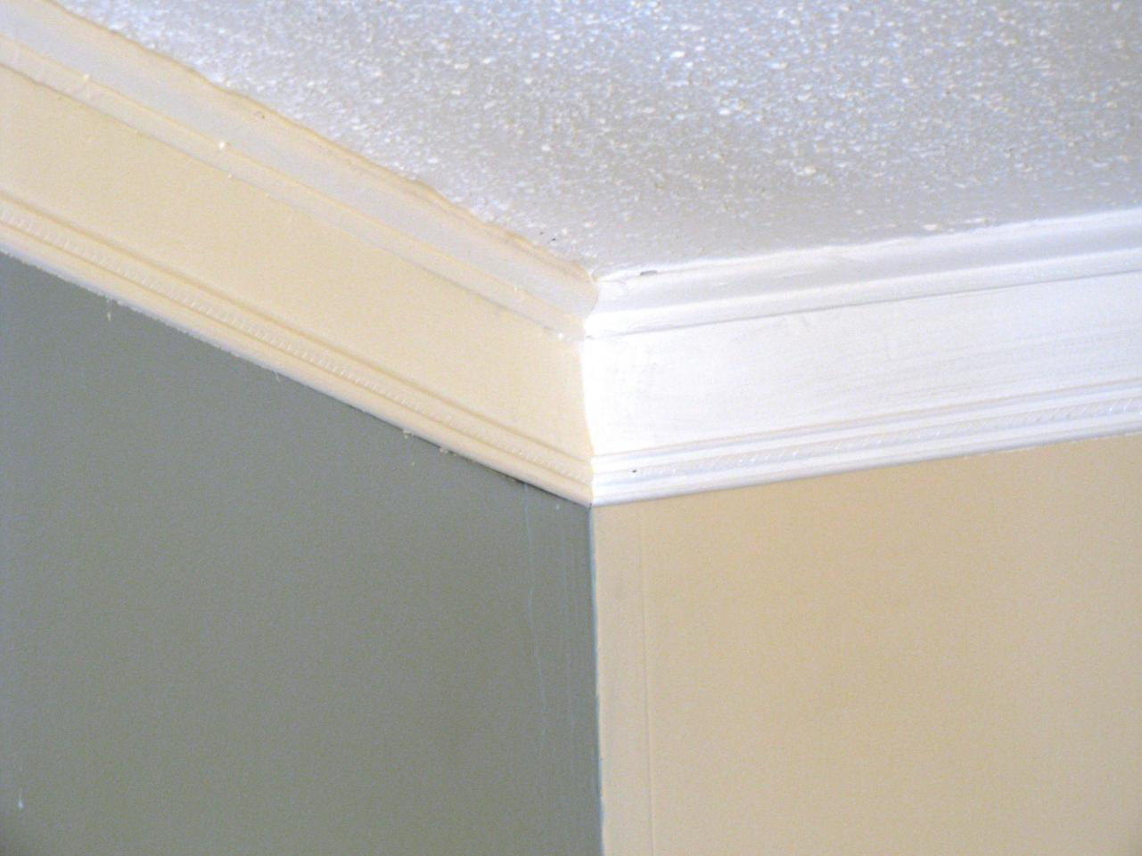 Create Faux Crown Molding