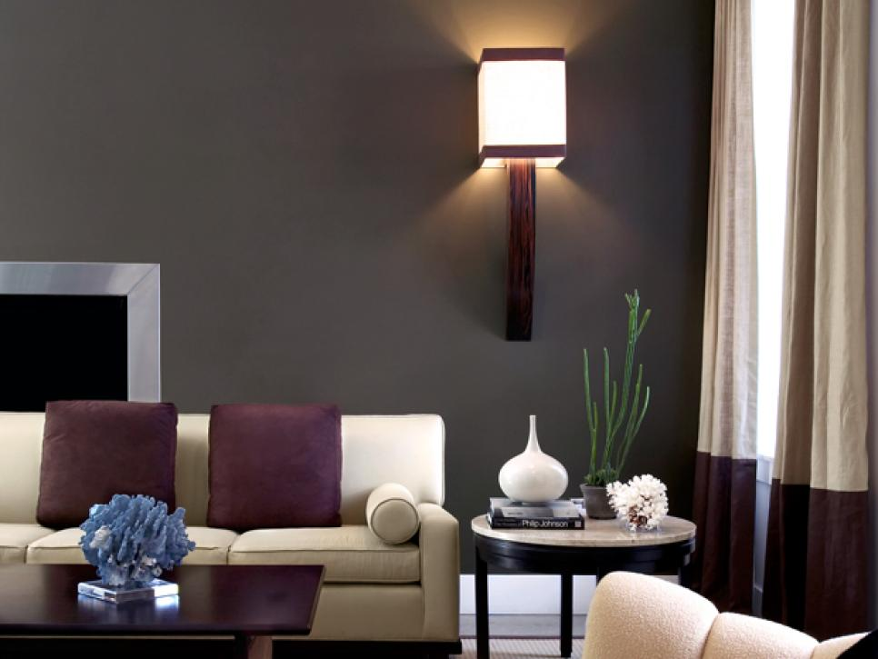 Contemporary Small Living Room Paint Ideas Gallery