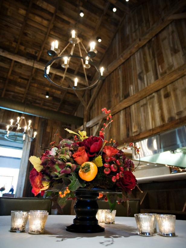 Dining Table Christmas Decor Ideas