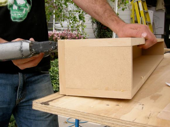 Build Two Rectangular Boxes