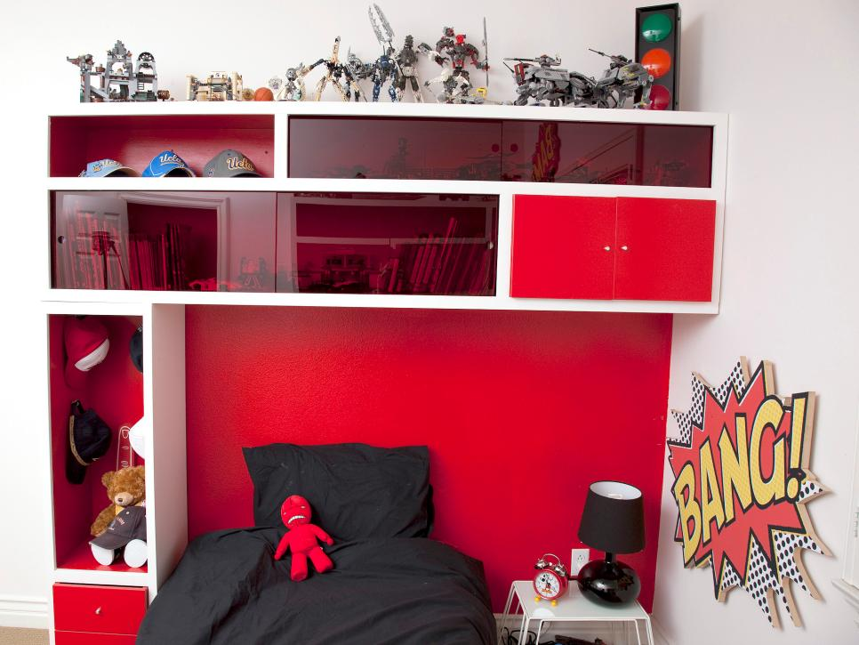 8 Kids\' Storage and Organization Ideas | HGTV