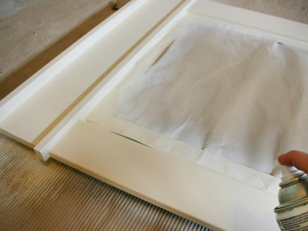 Paint and Seal Frame