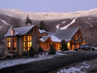 HGTV Dream Home 2011 Warm and Welcoming Exterior