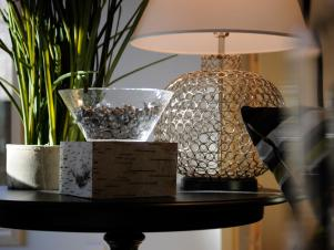 HGTV Dream Home 2011 Living Room Table Lamp