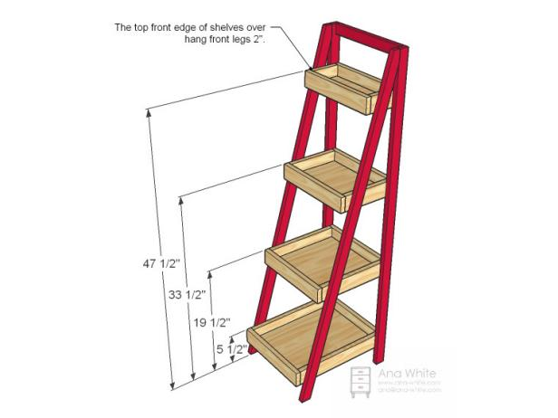 Illustration for Shelf Assembly