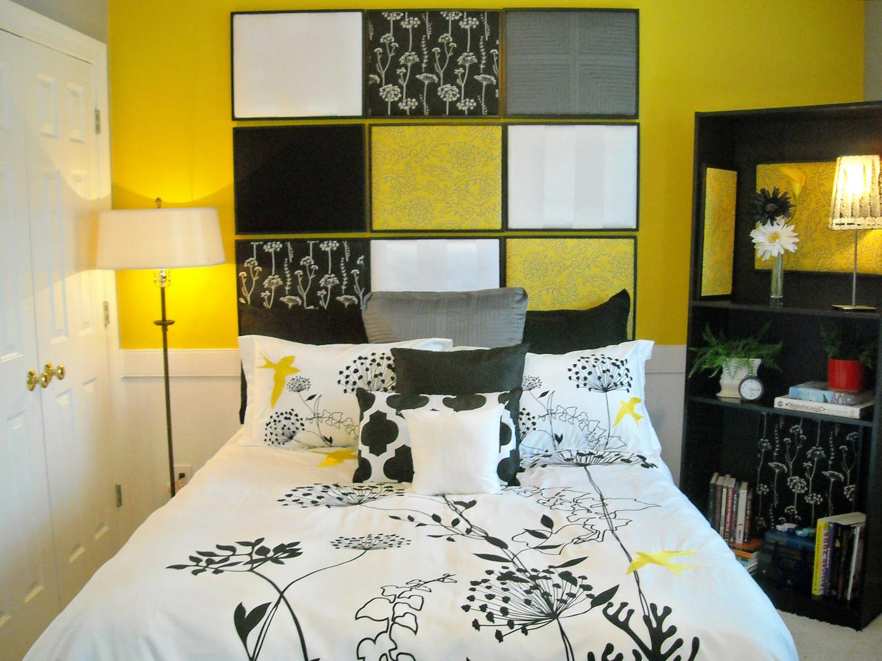 Girls\' Bedroom Decorating Ideas and Projects | DIY Network Blog ...