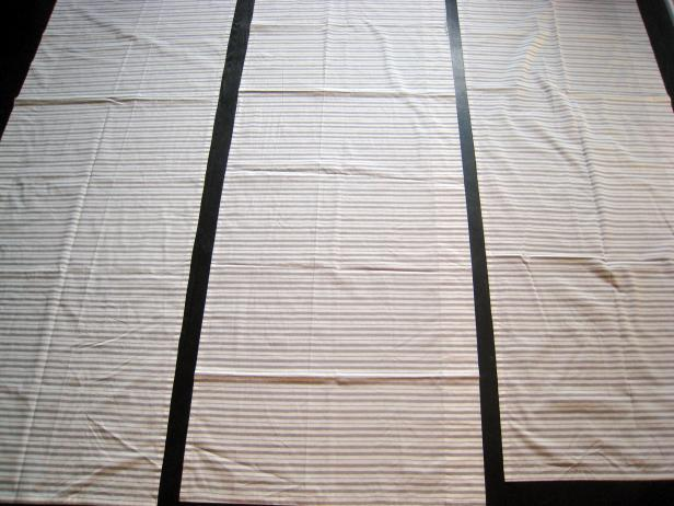 Trim Fabric Panels