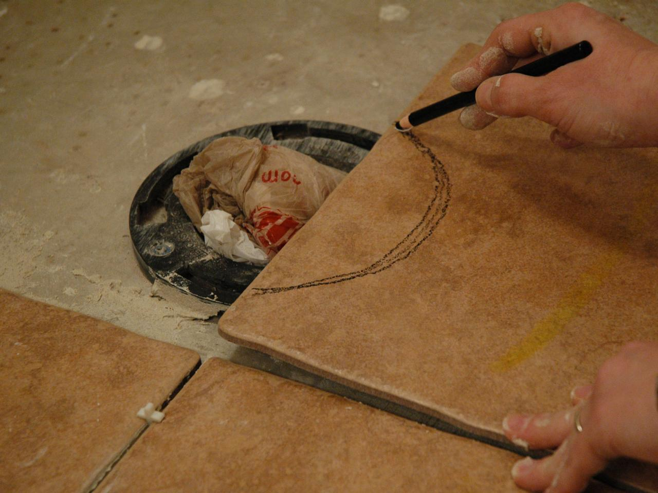 How To Install Tile On A Bathroom Floor