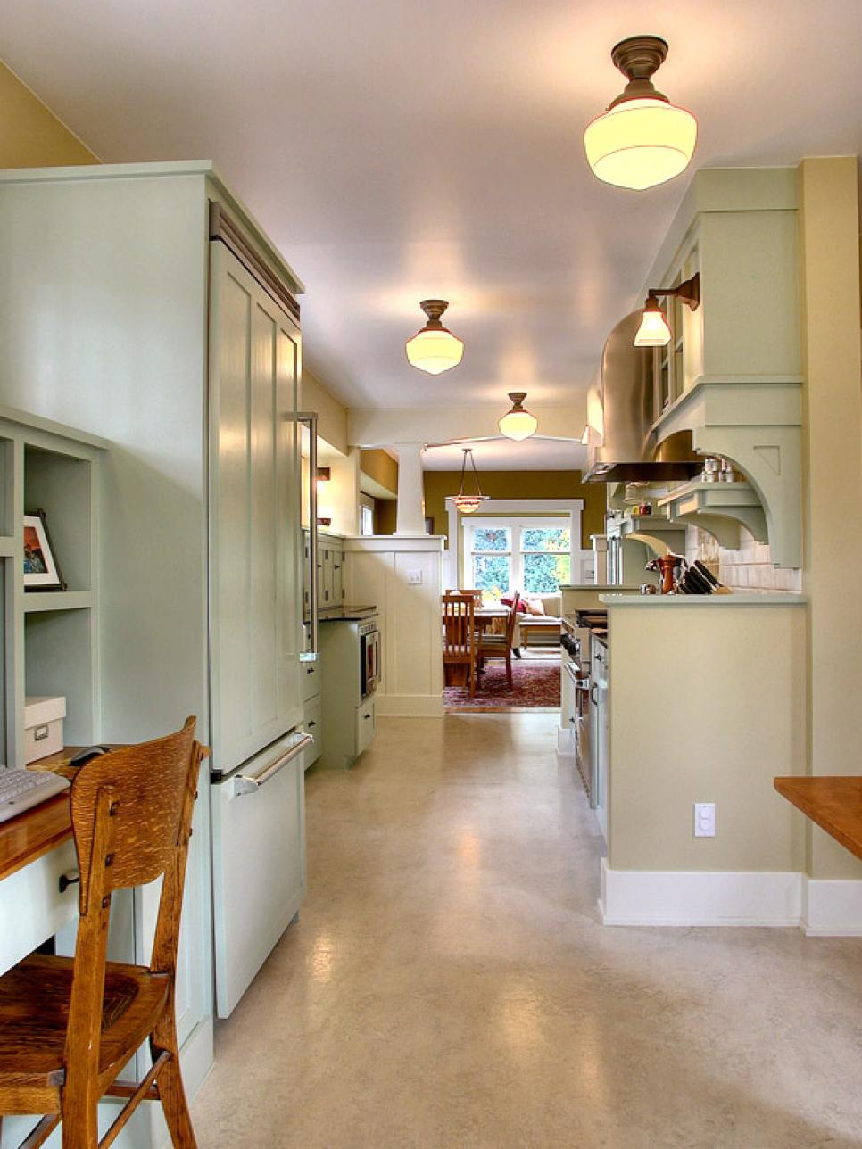 Small Kitchen Design Ideas and Solutions | HGTV on Small Kitchen Remodel Ideas  id=95725