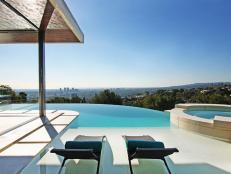 Infinity Pool With Magnificent View