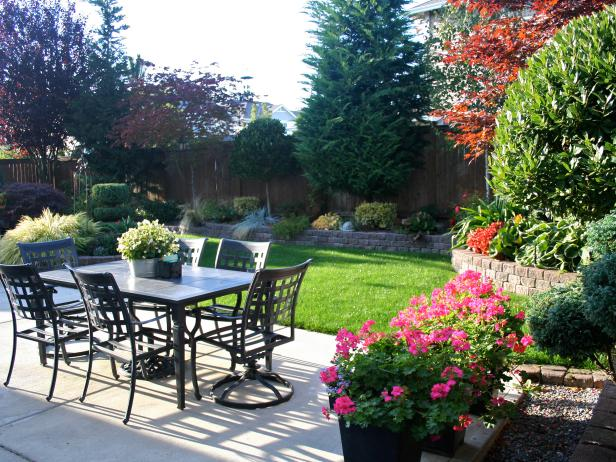 Outdoor spaces design guide hgtv for Landscape design guide