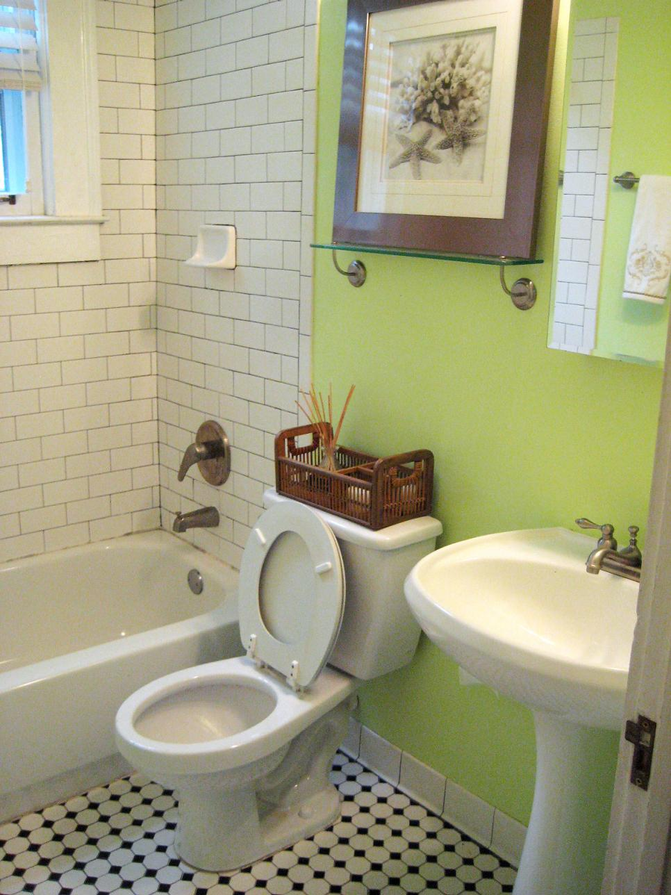 hgtv small bathroom makeovers 8 bathroom makeovers from fave hgtv designers hgtv 18713