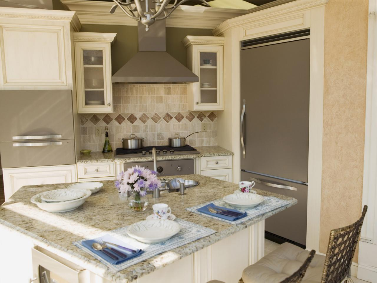 Designed Kitchens. Related To  Kitchen Design High Style in a End HGTV