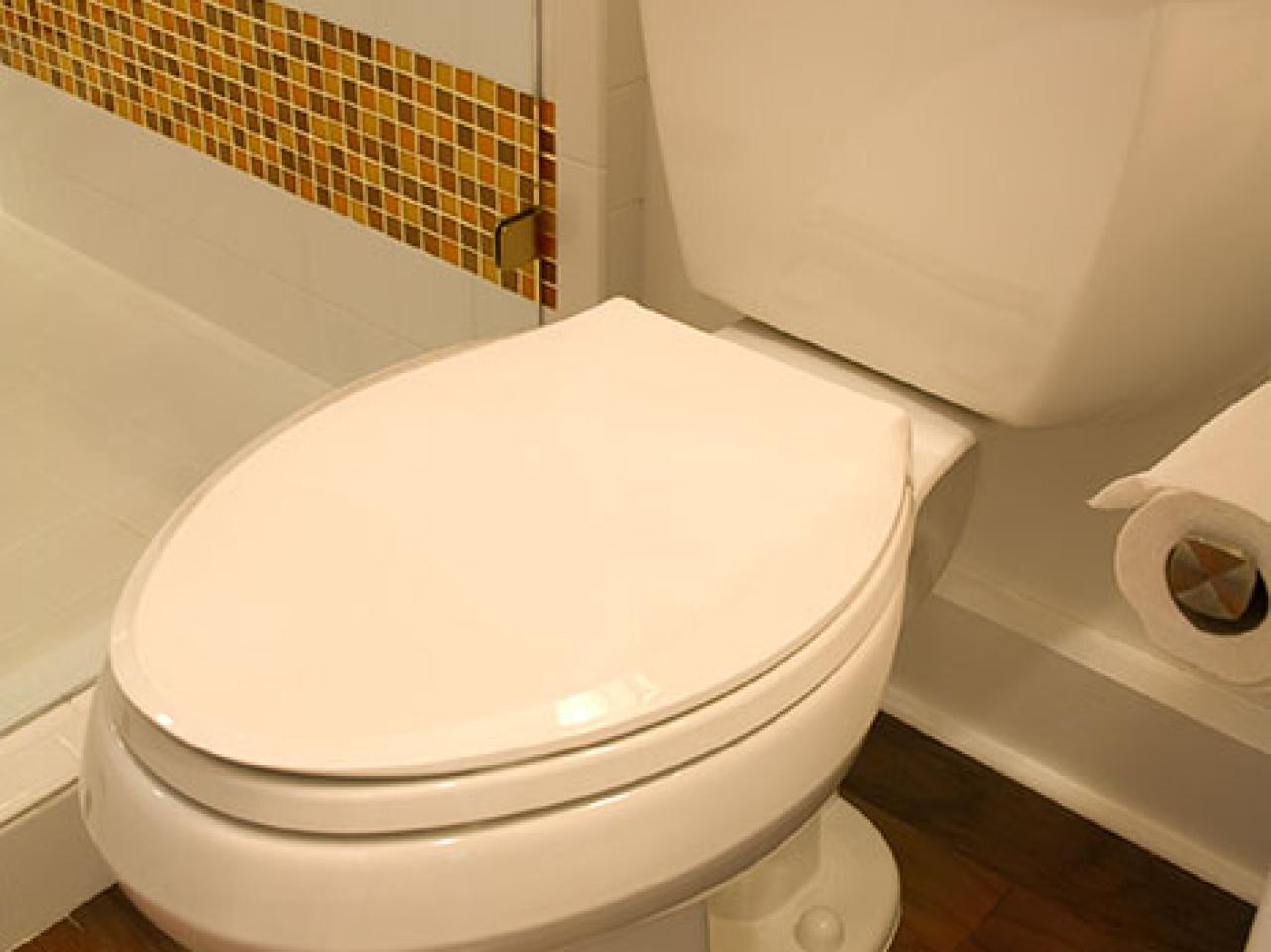 Choose the right toilet for your bathroom hgtv for Bathroom and toilet designs
