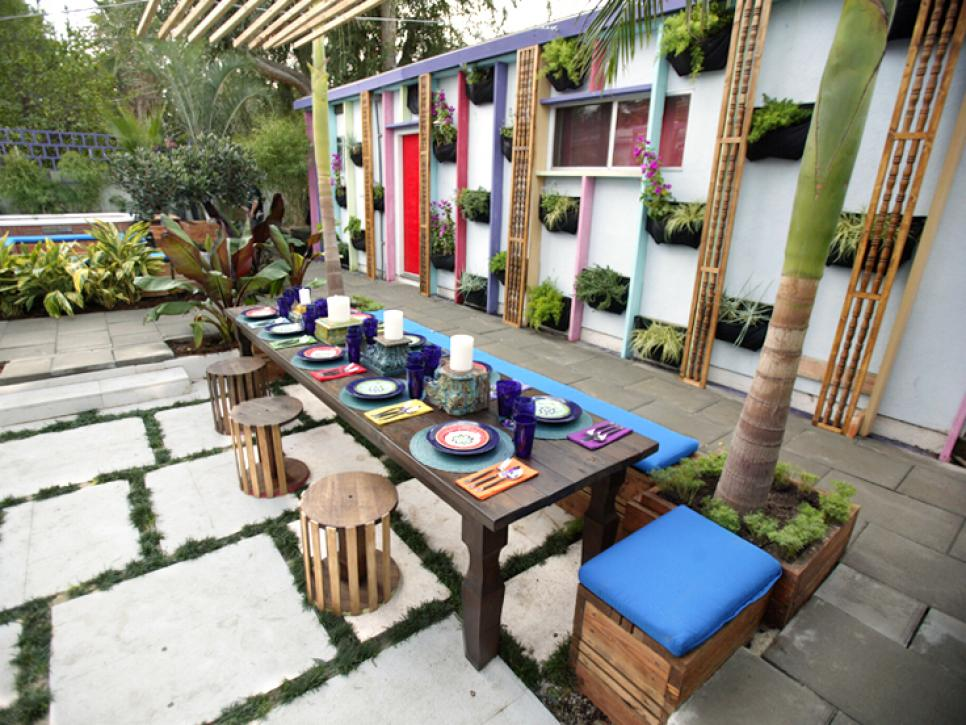30+ Pretty Patio Designs