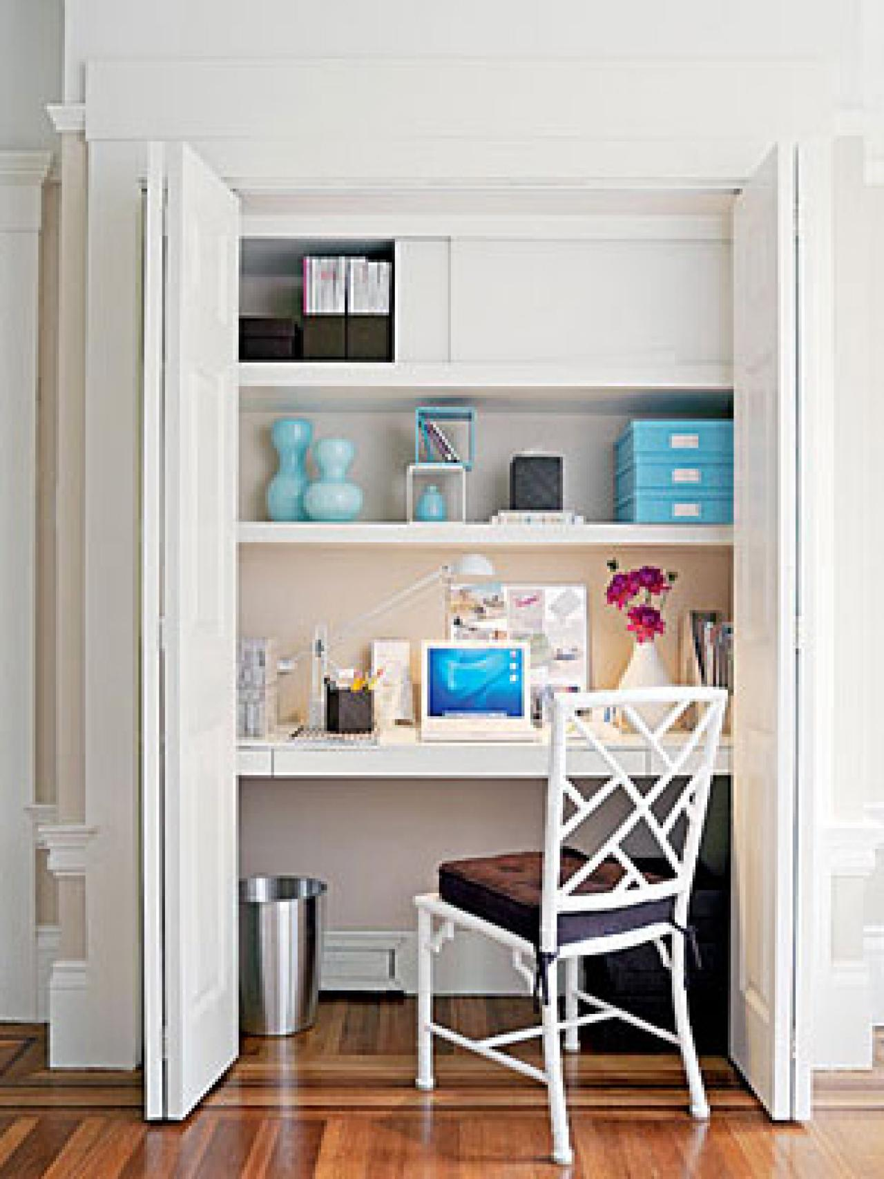 Superior Small Space Home Office Ideas. Tags: Small Space Home Office Ideas Hgtv.com