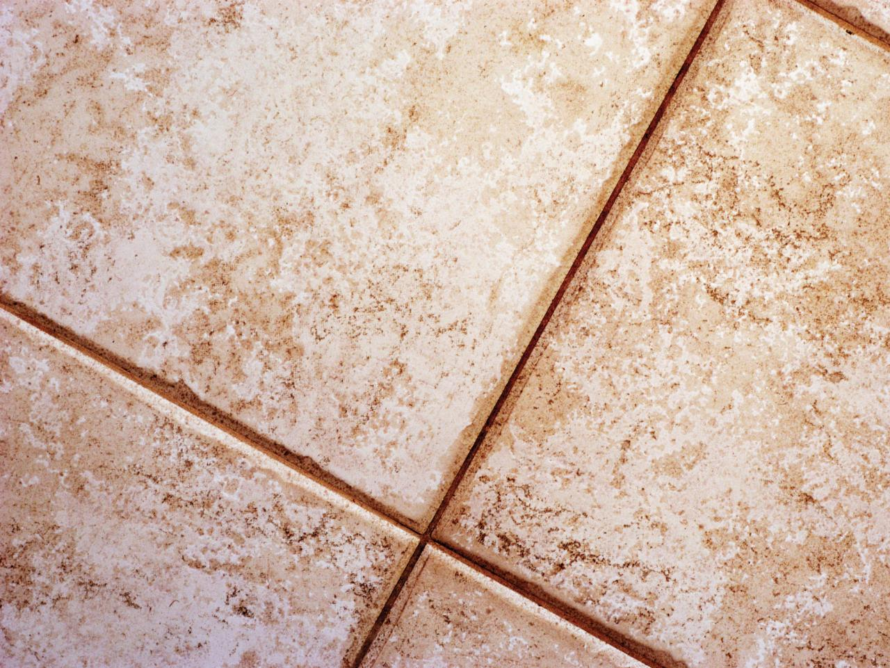 Installing A Tile Floor HGTV - How to replace ceramic tile floor in the bathroom