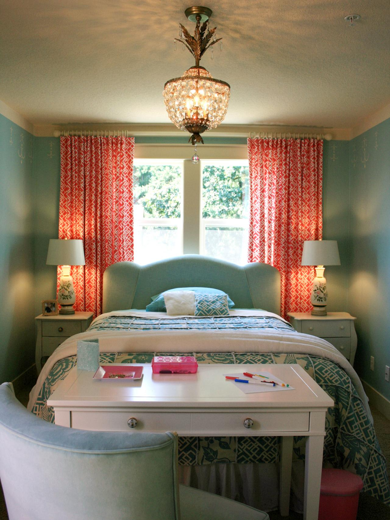 coral and turquoise color palette inspiration hgtv s decorating rh hgtv com turquoise and coral bedroom ideas Coral and Teal Bedroom