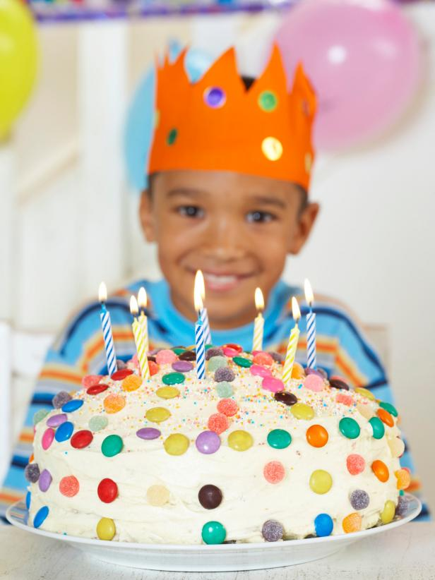 Birthday Cake Kids Party