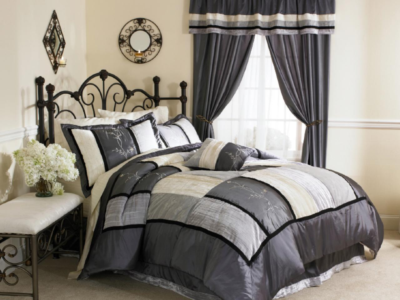 Guide to buying sheets hgtv for Best color bed sheets
