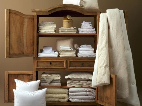 Linen and Towel Armoire