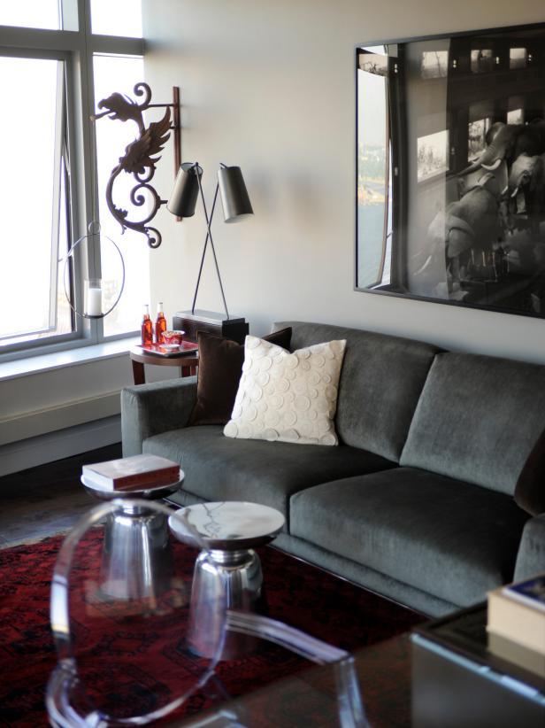 Hgtv urban oasis living room pictures hgtv urban oasis - Apartment living room decor ...