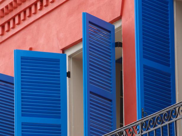 How To Paint Metal Shutters Hgtv