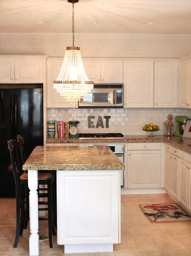 Ecelctic home decor and decorating ideas hgtv for My kitchen design style