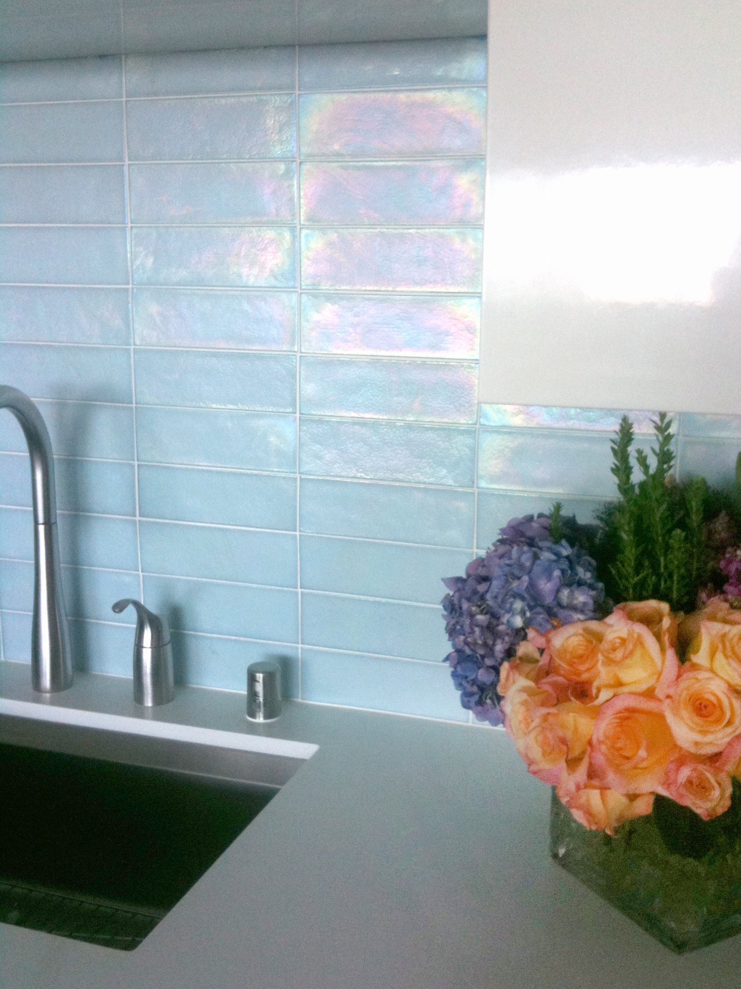 Generous 12X12 Acoustic Ceiling Tiles Thick 12X12 Vinyl Floor Tile Rectangular 16X16 Ceramic Tile 2 X 2 Ceramic Tile Old 2 X 6 Glass Subway Tile Fresh20 X 20 Floor Tile Patterns Kitchen Update: Add A Glass Tile Backsplash | HGTV
