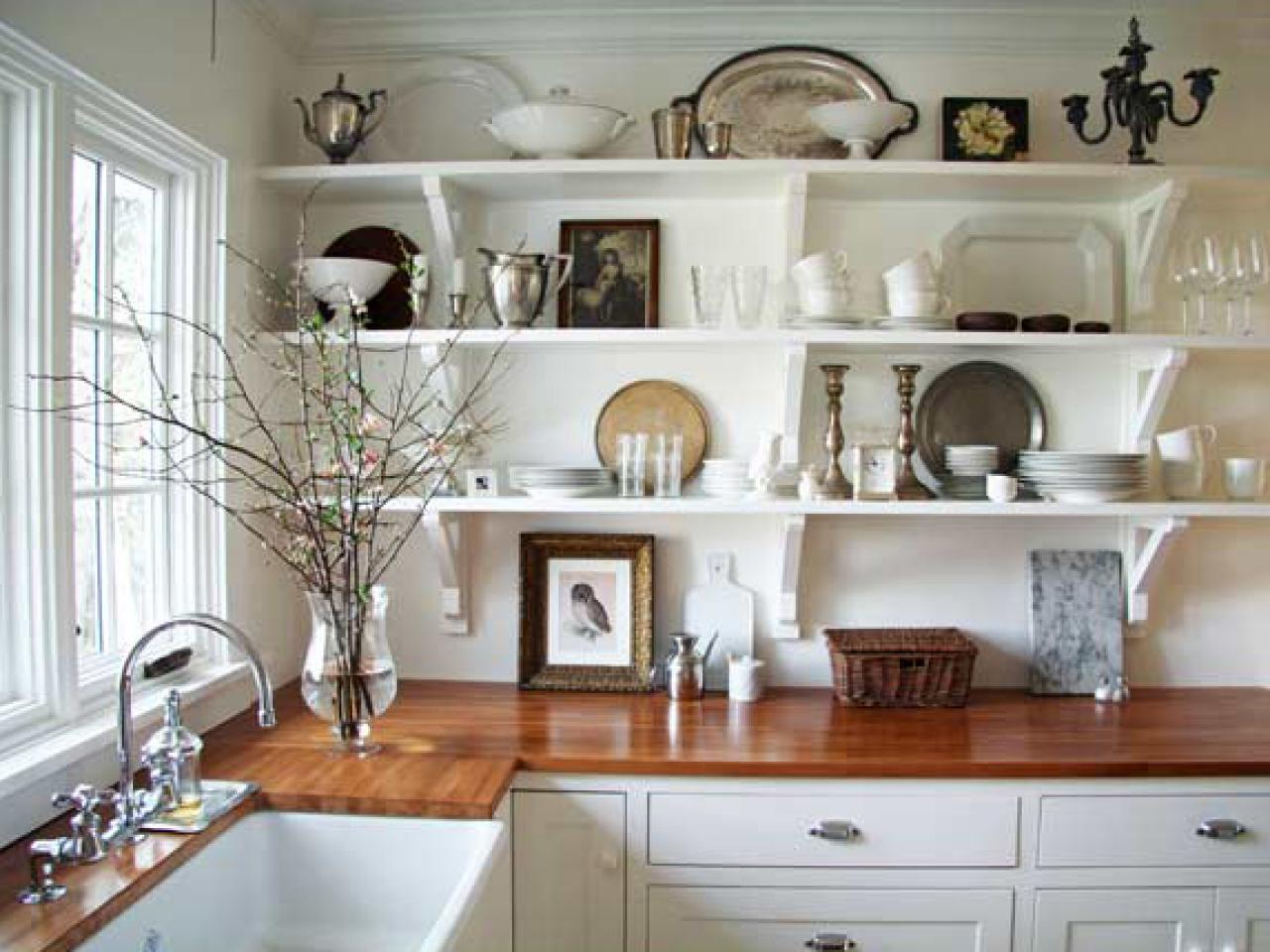 superior Country Farmhouse Kitchen Designs Part - 8: CI-Trina-A-Country_Farmhouse-Kitchen_s4x3