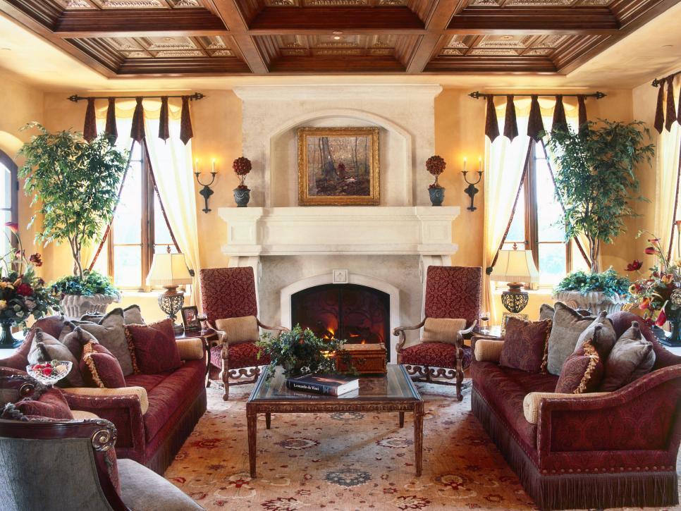 Old world design ideas hgtv for International home decor