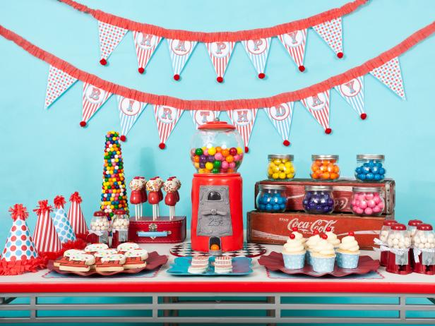 18 Fun Birthday Party Themes for Kids HGTV
