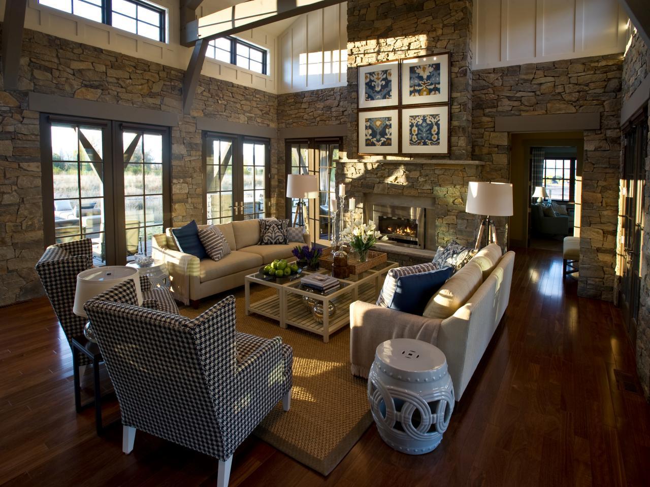 Light-Filled Great Room in HGTV Dream Home 2012 | HGTV