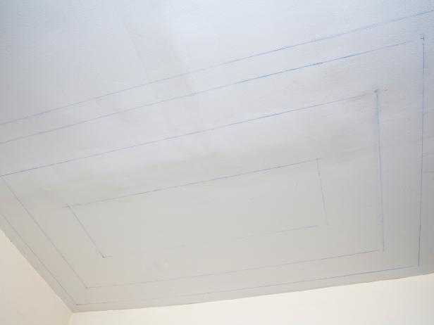 Ceiling Ready for Paint