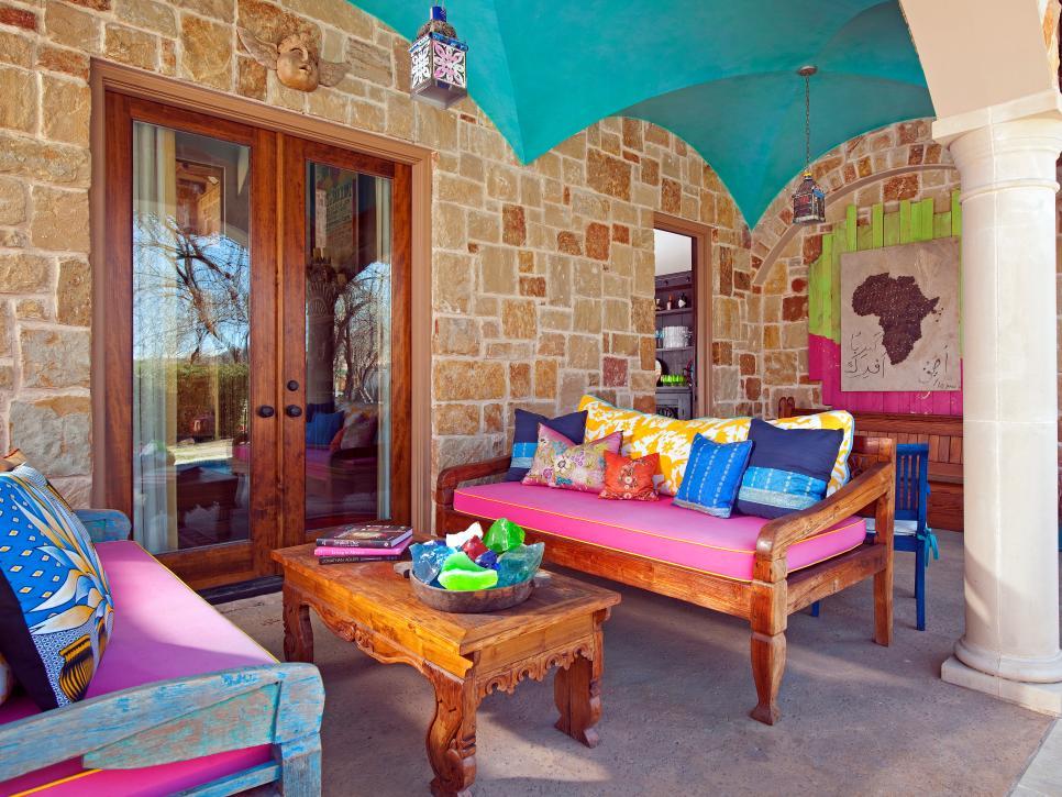 Outdoor designer looks for under 500 hgtv for Ashley room planner