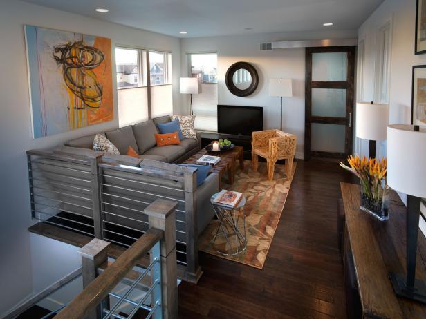 Bonus Room Design Ideas with Pictures | HGTV