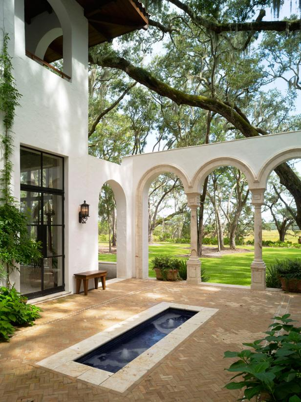 10 Spanish-Inspired Outdoor Spaces | HGTV