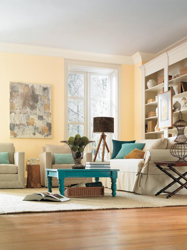 Color Theory 101: Analogous, Complementary and the 60-30-10 Rule | HGTV