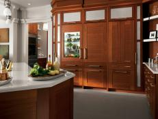 Get all the info you need on custom kitchen cabinets, from style options to average pricing, so you can begin designing your dream kitchen.