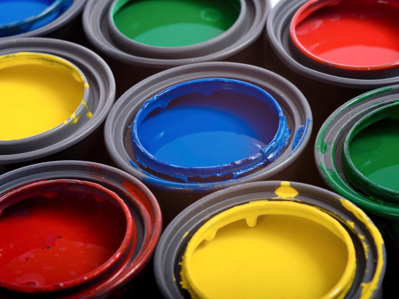 Paint Glossary: All About Paint, Color And Tools